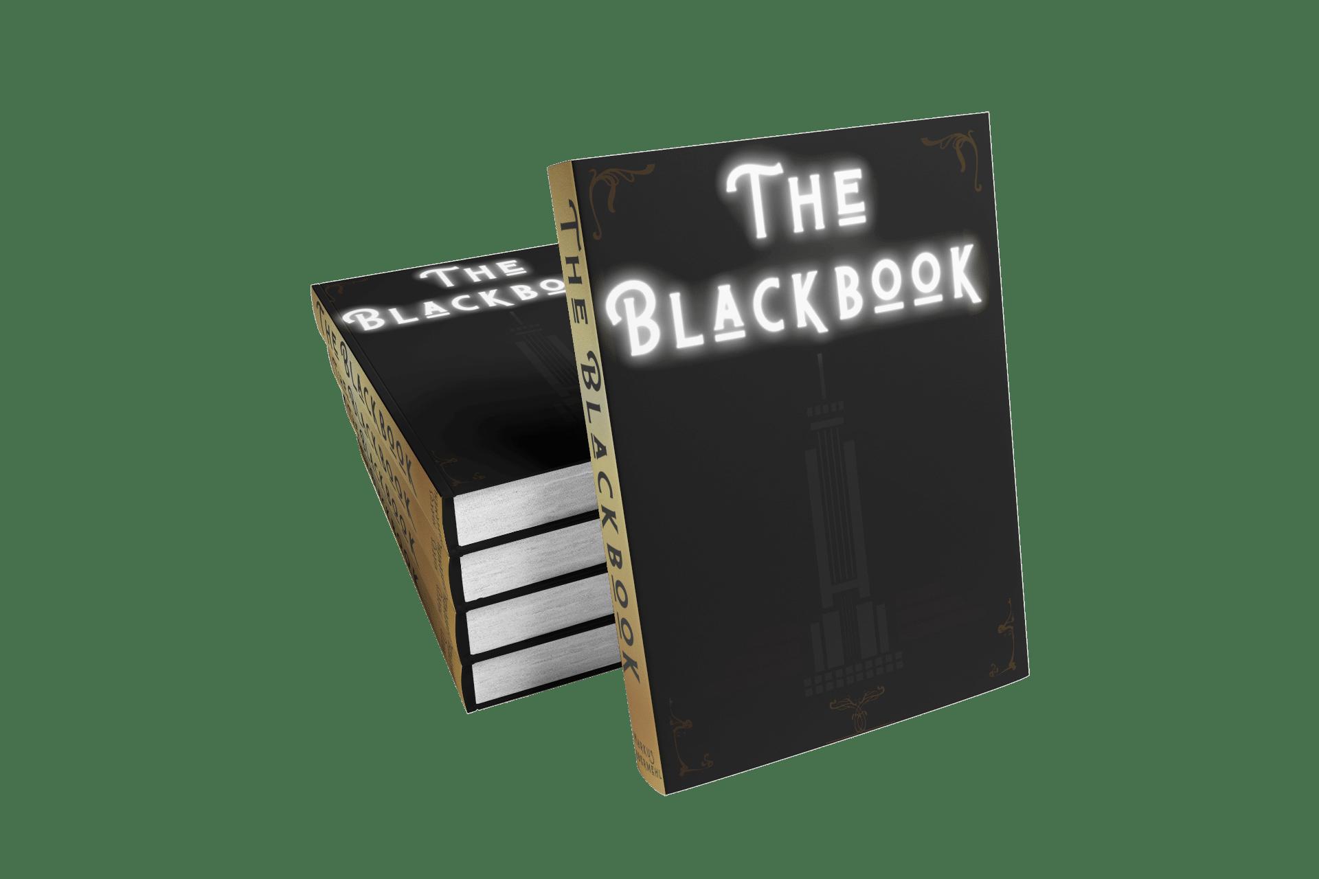 Erfolgsplaner The Blackbook